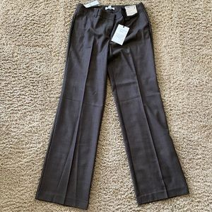 NY&C Straight Leg Dress Pants - Size 2 - NWT